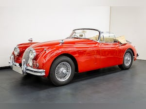 1959 JAGUAR XK150S DROPHEAD COUPE 3400cc 1 OF 19 RHD EXAMPLES For Sale (picture 2 of 27)