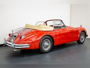 1959 JAGUAR XK150S DROPHEAD COUPE 3400cc 1 OF 19 RHD EXAMPLES For Sale (picture 3 of 27)