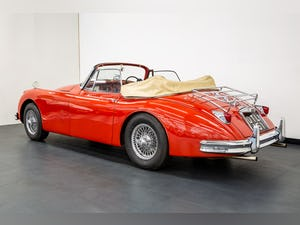 1959 JAGUAR XK150S DROPHEAD COUPE 3400cc 1 OF 19 RHD EXAMPLES For Sale (picture 4 of 27)