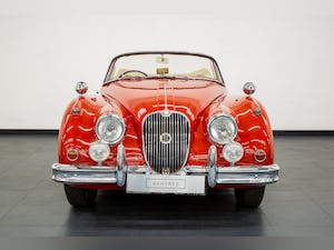 1959 JAGUAR XK150S DROPHEAD COUPE 3400cc 1 OF 19 RHD EXAMPLES For Sale (picture 5 of 27)