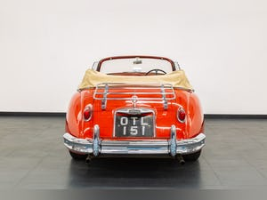1959 JAGUAR XK150S DROPHEAD COUPE 3400cc 1 OF 19 RHD EXAMPLES For Sale (picture 6 of 27)
