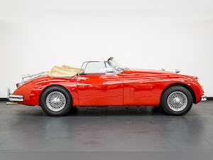 1959 JAGUAR XK150S DROPHEAD COUPE 3400cc 1 OF 19 RHD EXAMPLES For Sale (picture 7 of 27)