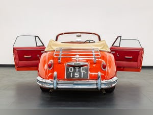 1959 JAGUAR XK150S DROPHEAD COUPE 3400cc 1 OF 19 RHD EXAMPLES For Sale (picture 10 of 27)