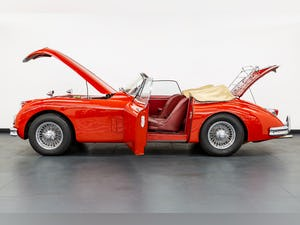 1959 JAGUAR XK150S DROPHEAD COUPE 3400cc 1 OF 19 RHD EXAMPLES For Sale (picture 12 of 27)