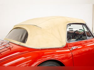 1959 JAGUAR XK150S DROPHEAD COUPE 3400cc 1 OF 19 RHD EXAMPLES For Sale (picture 14 of 27)