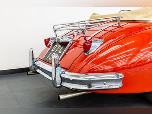 1959 JAGUAR XK150S DROPHEAD COUPE 3400cc 1 OF 19 RHD EXAMPLES For Sale (picture 16 of 27)