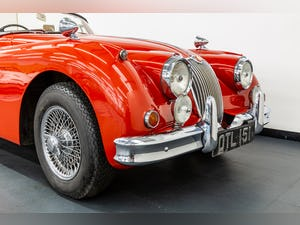 1959 JAGUAR XK150S DROPHEAD COUPE 3400cc 1 OF 19 RHD EXAMPLES For Sale (picture 17 of 27)