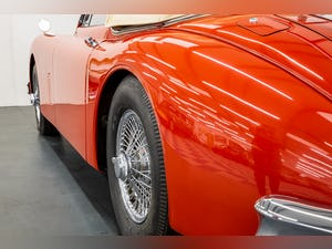 1959 JAGUAR XK150S DROPHEAD COUPE 3400cc 1 OF 19 RHD EXAMPLES For Sale (picture 19 of 27)