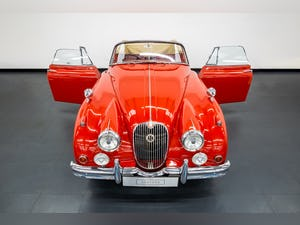 1959 JAGUAR XK150S DROPHEAD COUPE 3400cc 1 OF 19 RHD EXAMPLES For Sale (picture 21 of 27)