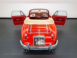 1959 JAGUAR XK150S DROPHEAD COUPE 3400cc 1 OF 19 RHD EXAMPLES For Sale (picture 22 of 27)