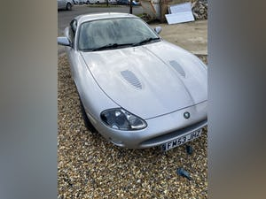 2003 jaguar xkr400 needs good home For Sale (picture 4 of 12)