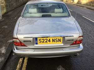 1998 Jaguar XJ8 Low mileage lovely example For Sale (picture 5 of 12)