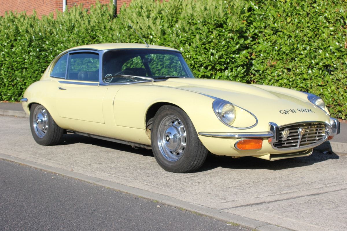 1972 Jaguar E type s3 v12 manual For Sale (picture 3 of 12)