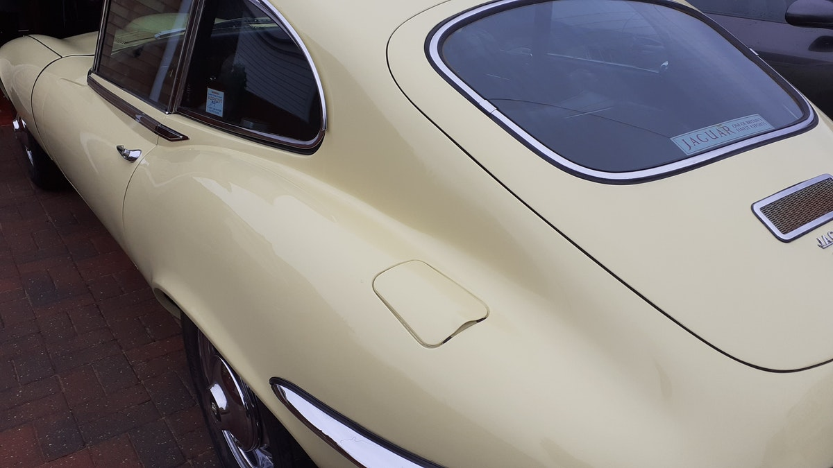 1972 Jaguar E type s3 v12 manual For Sale (picture 12 of 12)