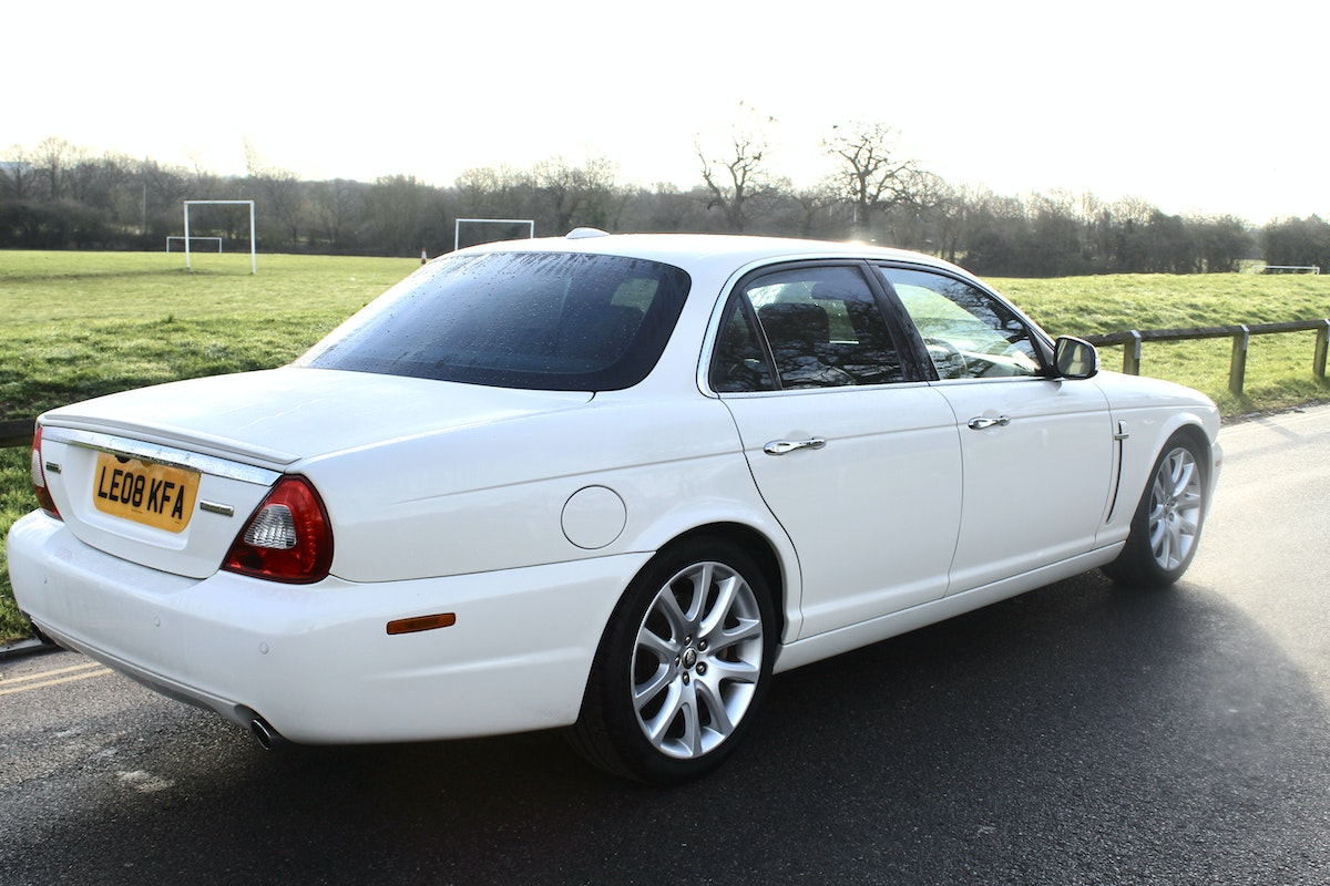 2008 Beautiful Jaguar XJ 4.2 Executive X358 For Sale (picture 3 of 12)