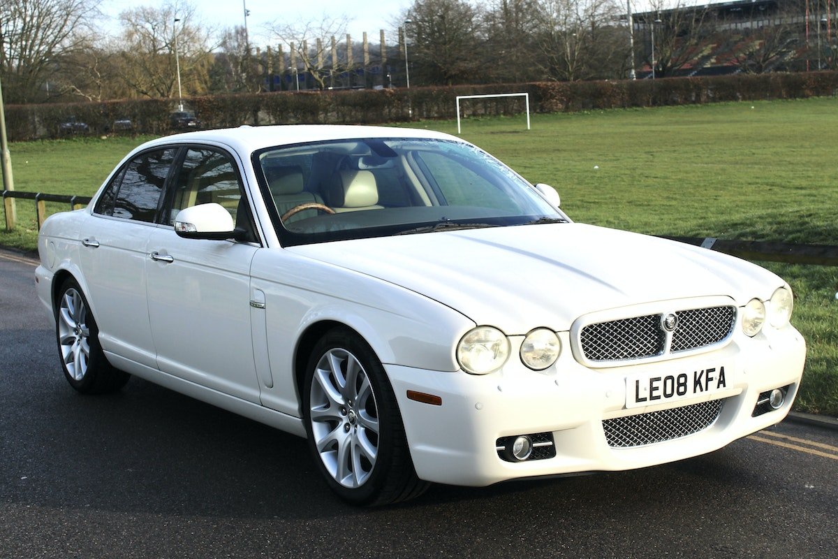 2008 Beautiful Jaguar XJ 4.2 Executive X358 For Sale (picture 12 of 12)