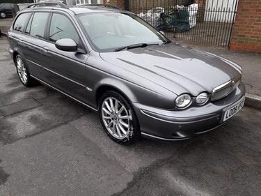 Picture of 2008 jaguar x type estate 2.5 v6 ulez ok For Sale