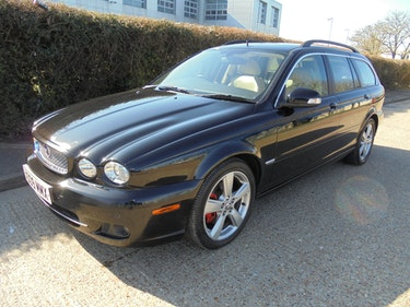 Picture of 2009 JAGUAR X-TYPE 2.2 DIESEL ESTATE For Sale