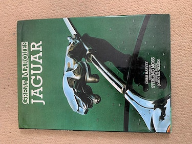 Picture of Lovely Jaguar Pictorial, Varied Models - Hard Back For Sale