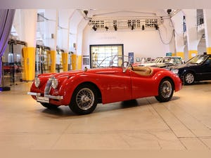 1953 Concourse winning XK120 SE OTS 3.4 For Sale (picture 1 of 12)