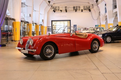 Picture of 1953 Concourse winning XK120 SE OTS 3.4 For Sale
