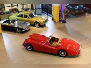 1953 Concourse winning XK120 SE OTS 3.4 For Sale (picture 3 of 12)