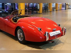 1953 Concourse winning XK120 SE OTS 3.4 For Sale (picture 4 of 12)