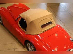 1953 Concourse winning XK120 SE OTS 3.4 For Sale (picture 7 of 12)