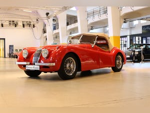 1953 Concourse winning XK120 SE OTS 3.4 For Sale (picture 8 of 12)