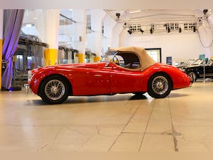 1953 Concourse winning XK120 SE OTS 3.4 For Sale (picture 9 of 12)