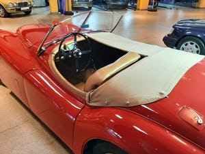 1953 Concourse winning XK120 SE OTS 3.4 For Sale (picture 11 of 12)