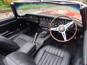 1968 Stunning E-Type Jaguar roadster For Sale (picture 6 of 9)
