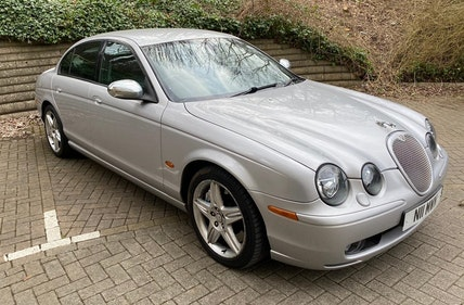 Picture of 2003 JAGUAR S TYPE V8 R 4.2 SUPERCHARGED For Sale by Auction