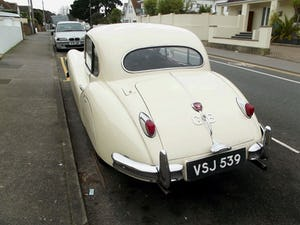 1956 JAGUAR XK140 SE FIXED HEAD COUPE (manual with overdrive) For Sale (picture 4 of 12)