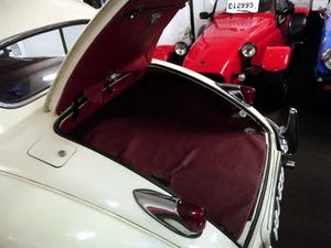 1956 JAGUAR XK140 SE FIXED HEAD COUPE (manual with overdrive) For Sale (picture 9 of 12)