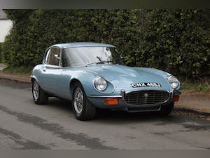 1971 Jaguar E-Type Series III V12 FHC Manual For Sale (picture 1 of 18)