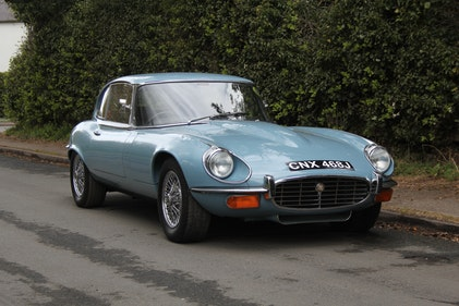 Picture of 1971 Jaguar E-Type Series III V12 FHC Manual For Sale