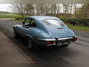 1971 Jaguar E-Type Series III V12 FHC Manual For Sale (picture 4 of 18)