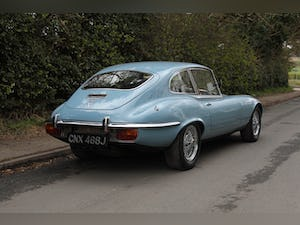 1971 Jaguar E-Type Series III V12 FHC Manual For Sale (picture 6 of 18)