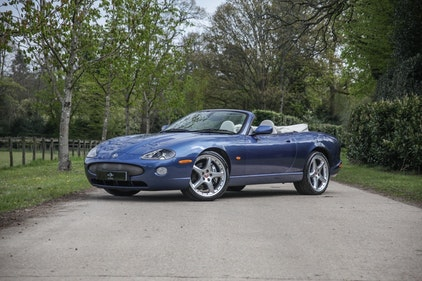 Picture of 2004 Jaguar XKR Convertible For Sale