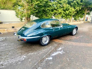 £56,000 : 1973 JAGUAR E-TYPE V12 For Sale (picture 1 of 11)