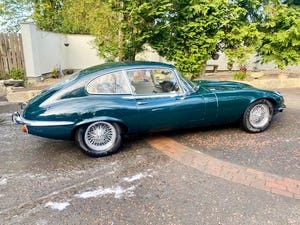 £56,000 : 1973 JAGUAR E-TYPE V12 For Sale (picture 2 of 11)