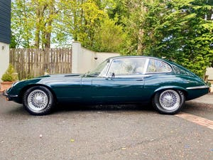 £56,000 : 1973 JAGUAR E-TYPE V12 For Sale (picture 7 of 11)