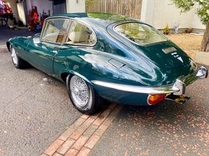 £56,000 : 1973 JAGUAR E-TYPE V12 For Sale (picture 8 of 11)