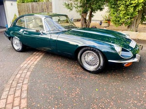 £56,000 : 1973 JAGUAR E-TYPE V12 For Sale (picture 9 of 11)