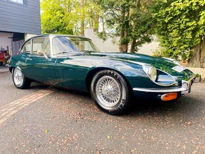 £56,000 : 1973 JAGUAR E-TYPE V12 For Sale (picture 10 of 11)