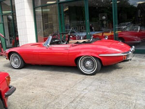 1973 Jaguar E Type V12 For Sale (picture 4 of 7)