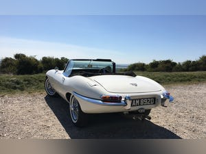1972 E-type Jaguar S1 challenger For Sale (picture 3 of 11)