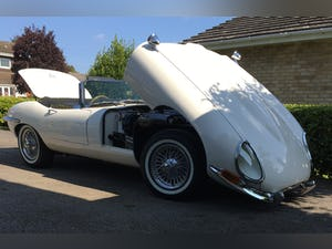 1972 E-type Jaguar S1 challenger For Sale (picture 5 of 11)