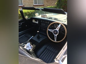 1972 E-type Jaguar S1 challenger For Sale (picture 9 of 11)